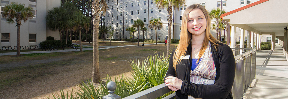 Tori Baldwin: Helping Students Enjoy Campus Life to the Fullest