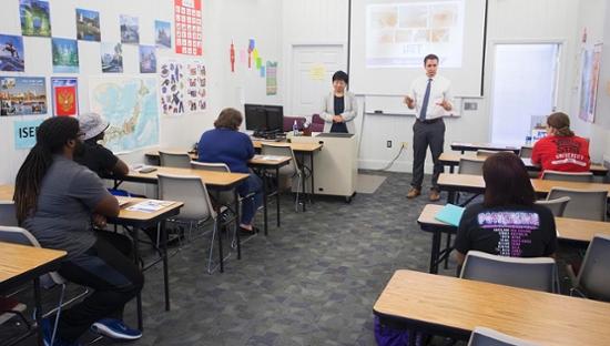 Lowndes High School in Valdosta, GA: Area Map - US News Best High Schools