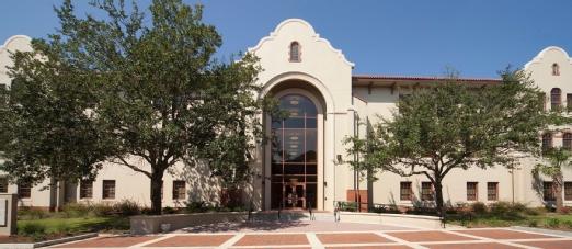 The Psychology Building, Home to the Graduate School. Valdosta ...