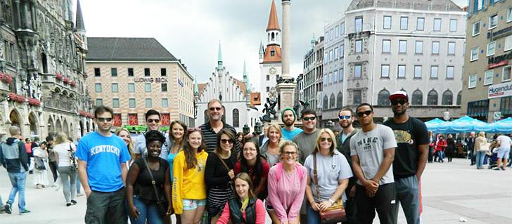 Study Abroad Program in Germany - Valdosta State University