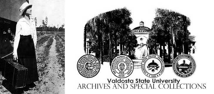 Repository: Valdosta State University Archives and Special Collections