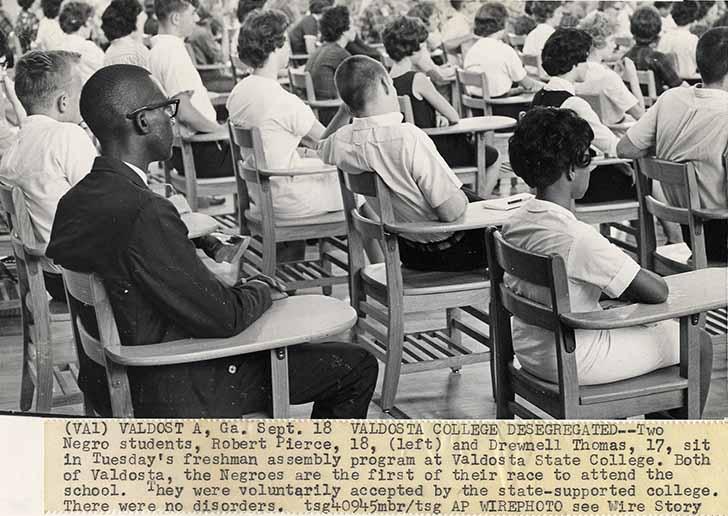 Freshmen Orientation, Sept. 18, 1963