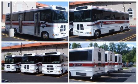 Shuttle Bus Service - Valdosta State University