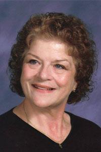 Shirley Serini, Ph.D. Portrait