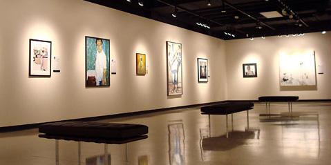 Vsu Fine Arts Gallery Valdosta State University