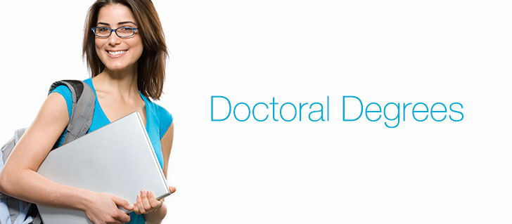 Colleges that offer doctoral degrees