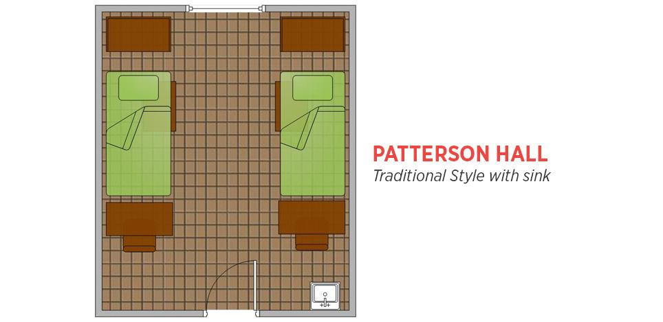 Patterson Hall - Valdosta State University