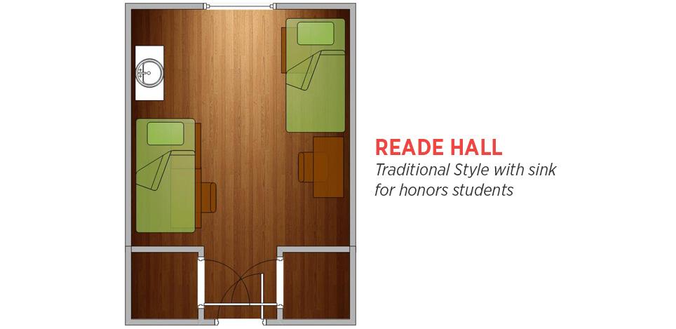 Reade Hall Valdosta State University