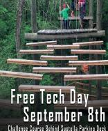 It's CORE Free Tech Day! Head on out