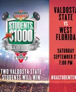 RT @VStateWins: This Saturday! #GASt