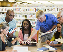 M.Ed. in Instructional Technology: School Library Media