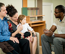 M.S. Degree in Marriage and Family Therapy